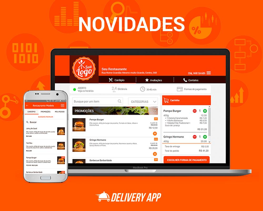 As últimas Novidades sobre Delivery App